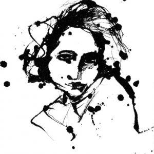 """Größere Ansicht des Bildes """"Her Golden Twenties V"""""""